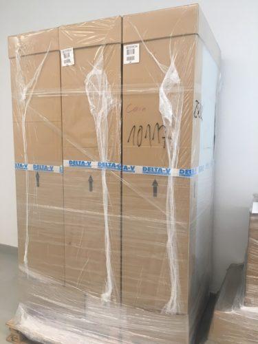 große Pakete